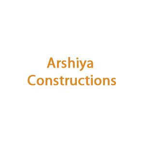 Arshiya Constructions