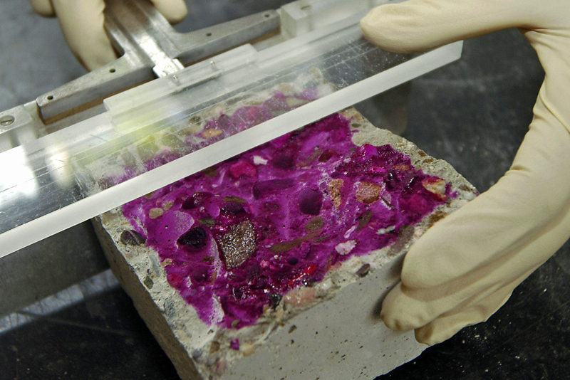 Carbonation Testing